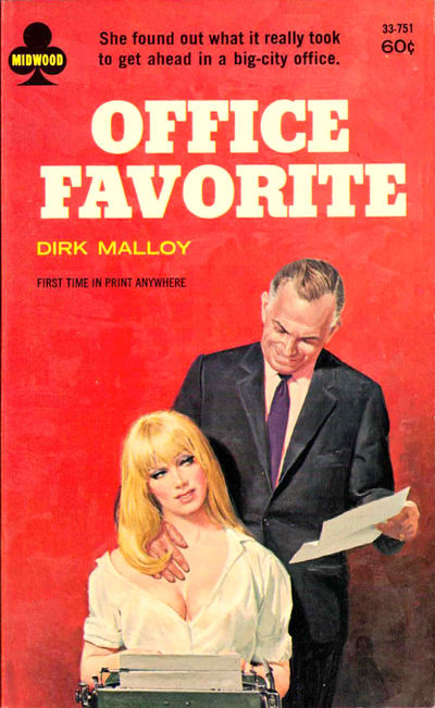 NY: Midwood, 1966. Mass market paperback. Very good. Light rubbing, else very good in publisher's wr...