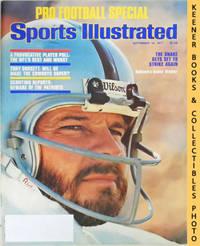 image of Sports Illustrated Magazine, September 19, 1977 (Vol 47, No. 12) : The  Snake Gets Set To Strike Again - Oakland's Kenny Stabler