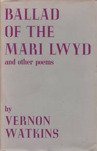 Ballad of the Mari Lwyd and other poems