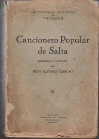Cancionero Popular De Salta