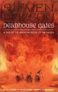 image of Deadhouse Gates (Malazan Book of the Fallen)