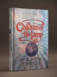 The Blue Djinn of Babylon (Children of the Lamp) [SIGNED]