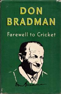Farewell to Cricket [Signed]