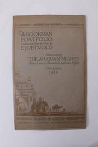 The Bookman Portfolio illustrating The Arabian Nights