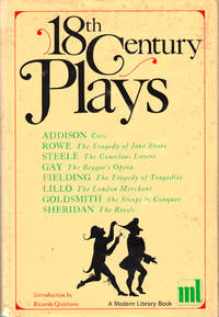 18th Century Plays