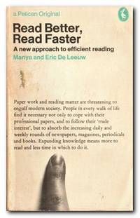 Read Better, Read Faster A New Approach to Efficient Reading