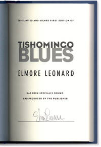 image of Tishomingo Blues.