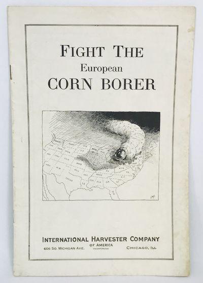 Chicago, Ill.: International Harvester Company, c. 1927. Staplebound. Illustrated wraps. Very good. ...