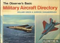 The observer's basic military aircraft directory