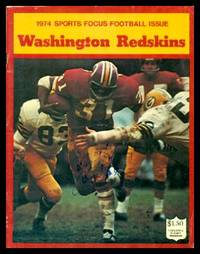 WASHINGTON REDSKINS - 1974 Sports Focus Football Issue