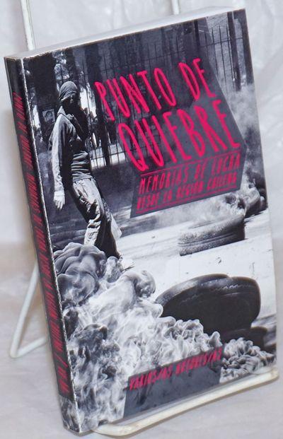 Santiago, Chile: Ediciones Crimental, 2013. Paperback. 250p., wraps, 4.25x6.75 inches, very good con...