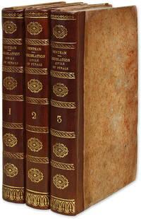 Traites de Legislation Civile et Penale, 3 Vols. 1802, First edition