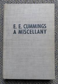 image of E.E. CUMMINGS:  A MISCELLANY.