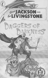 Daggers of Darkness (fighting Fantasy #35)