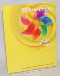 image of The Gay & Lesbian Community Yellow Pages Bay Area 2001/2002 serving the gay, lesbian, bisexual & transgendered community