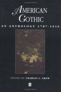 image of American Gothic : An Anthology 1787-1916