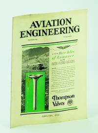 Aviation Engineering (Magazine), February (Feb.) 1933 - Dr. Adolf K. Rohrbach's Rotary Airfoil System