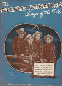The Prairie Ramblers: Songs of the Trail