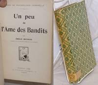 image of Un Peu de l'Ame des Bandits: Étude de Psychologie Criminelle