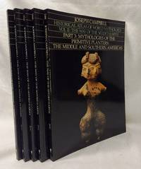 image of Historical Atlas of World Mythology, Vol. I: The Way of the Animal Powers (Pts. 1 & 2) / Vol. II: The Way of the Seeded Earth (Pts. 1, 2, & 3) Five volumes, complete