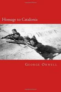 image of Homage to Catalonia