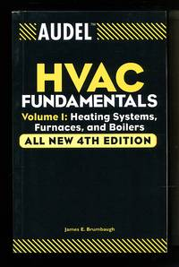 image of Audel HVAC Fundamentals Vol. 1 : Heating Systems, Furnaces and Boilers