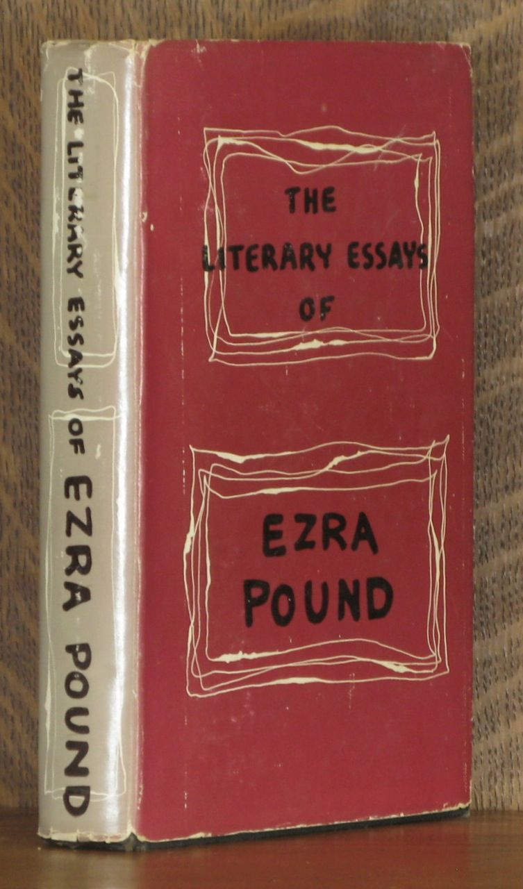 google books literary essays of ezra pound