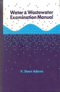 Water & Wastewater Examination Manual