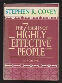 7 Habits of Highly Effective People, The - A 50-Card Deck