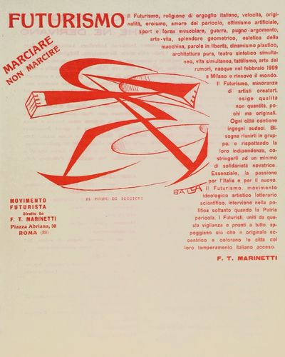 Milano (A. Taveggia ), n.d.. Single sheet of lightweight cream wove stock, printed in bright orange ...
