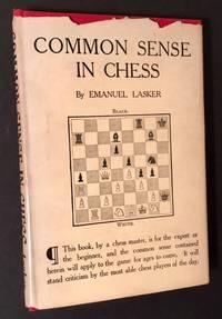 Common Sense in Chess (In Dustjacket)