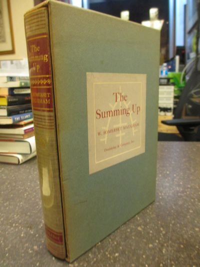 New York: Doubleday, 1954. Limited Edition. Octavo in slipcase; VG/VG case; Gray and red spine with ...