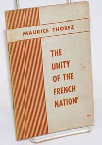 The unity of the French nation