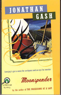Moonspender by  Jonathan Gash - Paperback - 5th Printing - 1988 - from John Thompson and Biblio.com