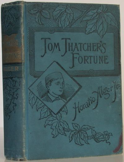 A. L. Burt, 1888. 1st Edition. Hardcover. Very Good. First hardcover edition, very good in decorated...