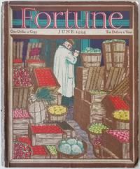 Fortune Magazine.  1934 - 06.  (June)