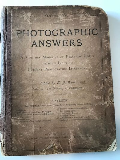 Photographic Answers AND The...