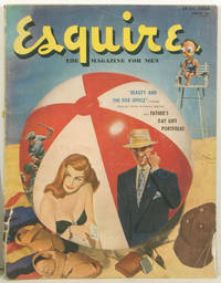 Esquire,  The Magazine for Men.  1950 - 07