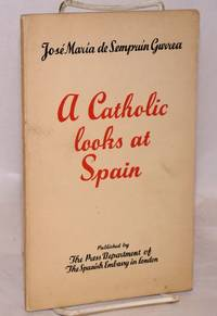 A Catholic looks at Spain
