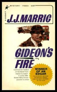 GIDEON'S FIRE - A Commander George Gideon Mystery