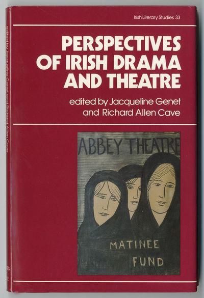 Savage, MD: Barnes & Noble, 1991. Gilt boards. Fine, in fine dust jacket. First edition. Irish Liter...