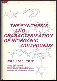The Synthesis and Characterization of Inorganic Compounds