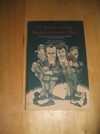 image of The Arsene Lepine - Herlock Soames Affair: the Great Detective Versus the  Master Criminal