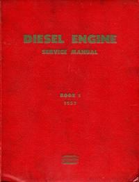 image of Diesel Engine Service Manual 1957