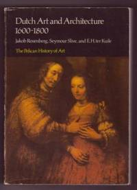 image of Dutch Art and Architecture: 1600 to 1800