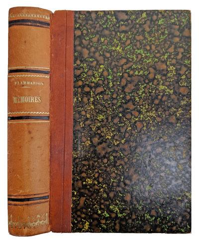 Paris:: Ernest Flammarion, 1911., 1911. Sm. 8vo. , 556 pp. Plates, figs. Contemporary quarter tan bl...