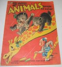 MY OWN ANIMALS BOOK TO COLOR