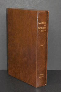 Machines and Morality; The 1850s (Slipcase)