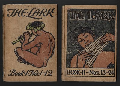 San Francisco: William Doxey, 1897. First Edition. Hardcover. Good. Two bound volumes, the first con...