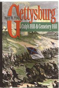 image of Gettysburg: Culp's Hill and Cemetery Hill